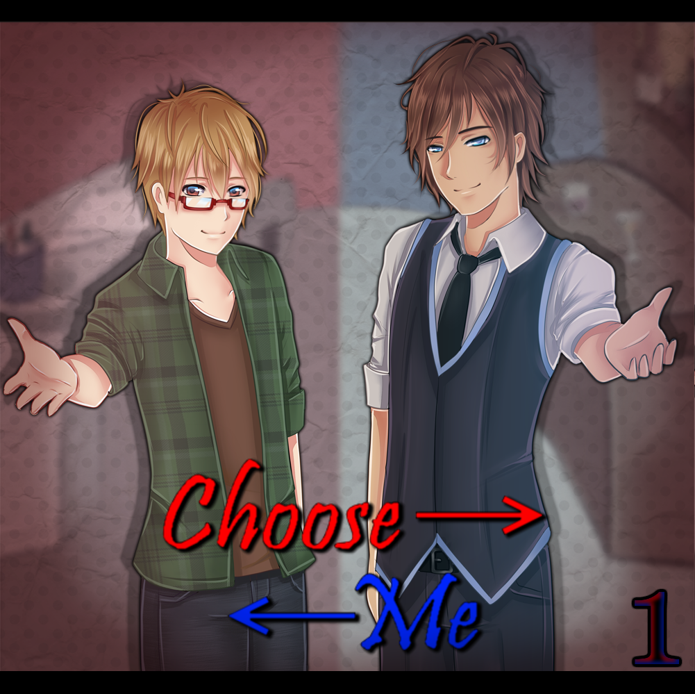 Choose me: Mark or Doug Cover Image