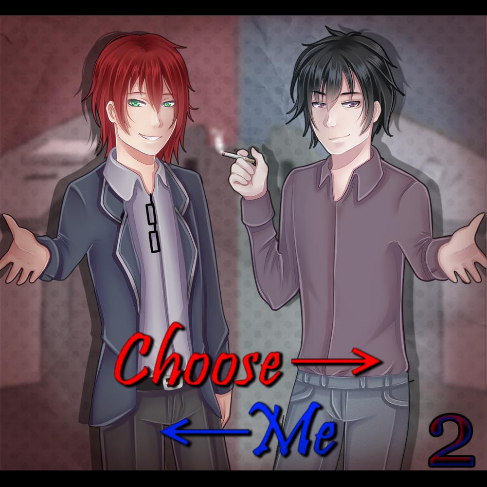 Choose me: Carlos or Ryan Cover Image