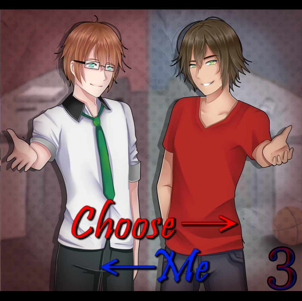 Choose me: Danny or Alex Cover Image